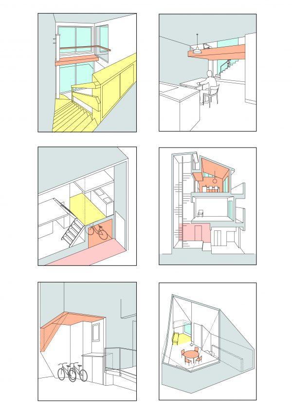 建築説明カット